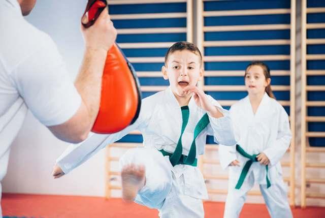 Fitness, SK Taekwondo in Temple City, CA