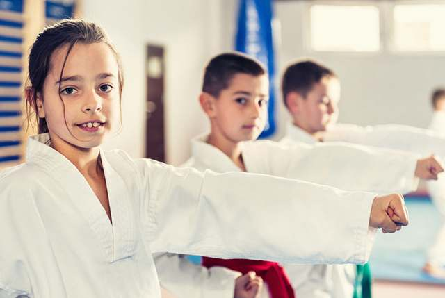 Kidsadhdjpg, SK Taekwondo in Temple City, CA