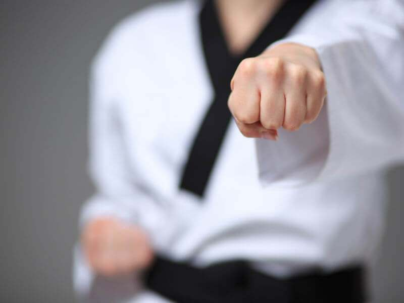 Adult Karate Video Placeholder, SK Taekwondo in Temple City, CA
