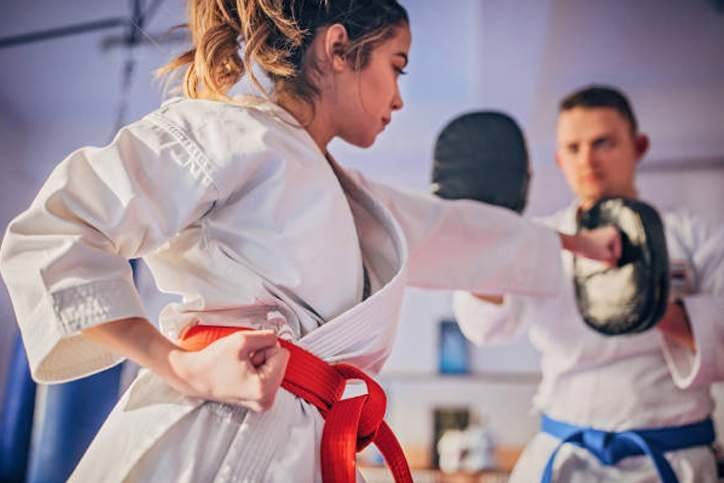 Teen1, SK Taekwondo in Temple City, CA